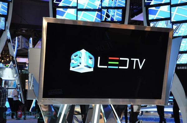 Samsung 9000 series LED LCD TV eyes-on (video)