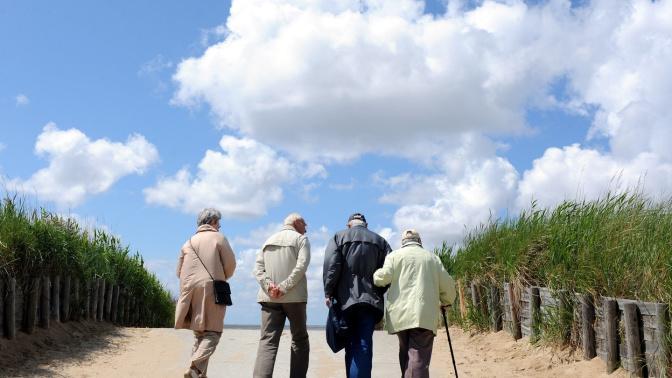 Lebenserwartung vor allem im Osten gestiegen