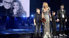 Céline Dion Brings Her Kids on Stage, Pays Tribute to Her Husband in Final Vegas Show