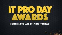 SolarWinds Recognizes IT Excellence With Inaugural IT Pro Day Awards Program