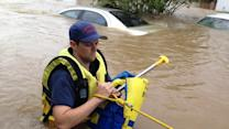 Severe storms: Tornadoes, hail, flooding slam southern U.S.