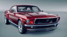 Dieser elektrische Ford Mustang auf Tesla-Basis ist kein Ami