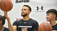 Curry says he plans to play for USA at Tokyo Olympics