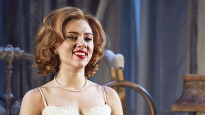 Scarlett Returns to Broadway