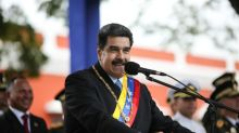 Maduro blasts US for 'stealing' billions and offering 'crumbs'
