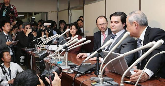 Former Mt. Gox CEO arrested in Japan over missing bitcoin