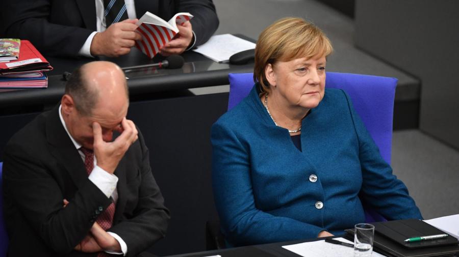 «Deutschlandtrend»: Union und SPD fallen auf Tiefststände