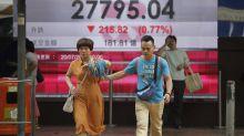 Asian markets fall as China, US ready for more tariffs