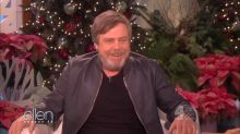 Mark Hamill says he and Carrie Fisher were 'more like siblings'