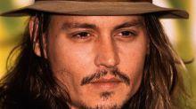 Depuis le début de sa carrière, Johnny Depp a bien changé