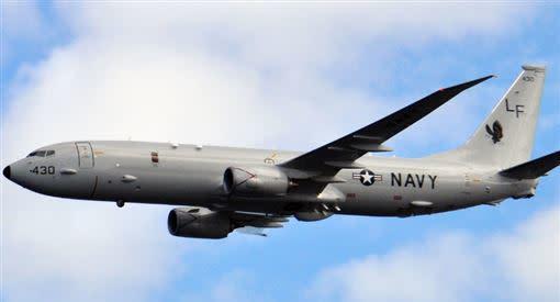 共軍軍演消息一出 美軍機飛來了