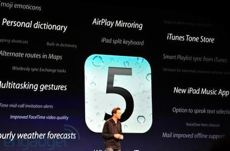 Seven things iPhone users should know about today's announcment