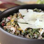 Creamed Rainbow Chard for a Keto-Friendly Thanksgiving Side Dish