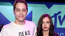 Fans Urge Pete Davidson's Ex Cazzie David to Stay Away from Him After Ariana Grande Split