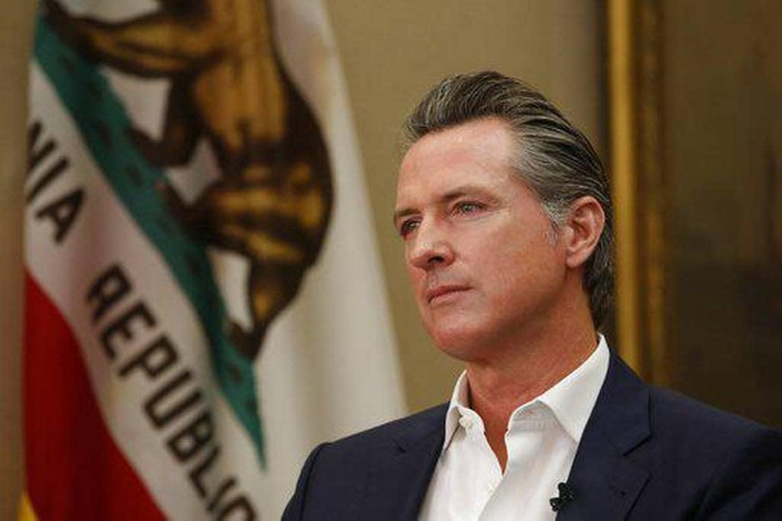 President Trump wins big in California – thanks to Gov. Newsom's silly tax returns law