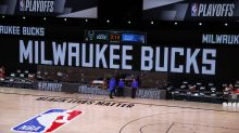 Bucks walkout leads to postponement of Wednesday's playoff games