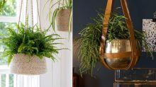 13 stylish indoor hanging planters