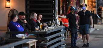 Judge: Temporary ban on outdoor dining in L.A. is lawful