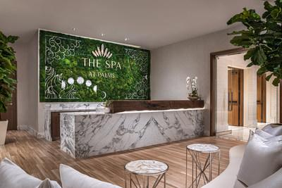 Palms Casino Resort Opens The Spa and The Salon at Palms