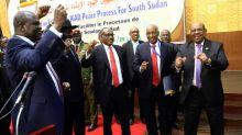 South Sudan rivals say hope for peace at meet in Khartoum
