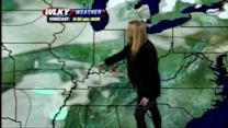 Sunday Weather Webcast for November 25th