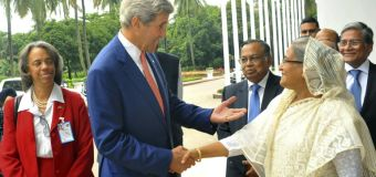 Kerry says evidence of IS links to Bangladesh extremists