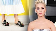 Katy Perry called out for designing 'blackface' shoes