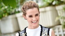 Emma Watson describes life as an 'adventure' as she shares sweet childhood photo for 30th birthday