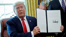 Iran will look for asymmetric ways to lash back at U.S.: Fmr. U.S. Ambassador