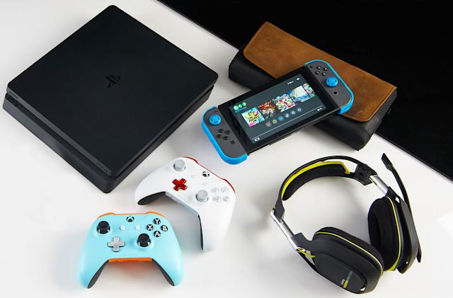 The best game consoles and accessories for your dorm room