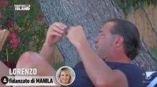 """Lorenzo Amoruso: """"Non è divorziata ufficialmente, quindi quel passo non si può fare"""""""