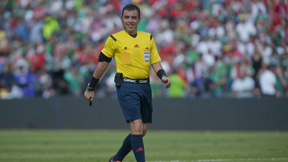 Arbitraje salvadoreño en el Mundial Sub 20