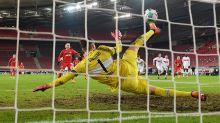 Stuttgart keeper Gregor Kobel pulls off astonishing penalty save