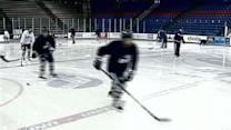 UNH Hockey Preps For Tough Weekend