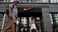 Nike slips as sales outlook dampens investor enthusiasm