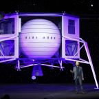 Moon back in NASA's court 50 years after 1st lunar landing