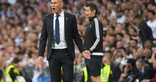 Foot - C1 - Real - Zinédine Zidane : «Mon match le plus difficile sur le banc du Real»