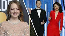 Emma Stone apologises for 'white-washed' role at Golden Globes 2019
