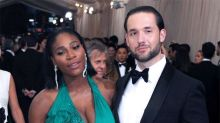 Serena Williams and Alexis Ohanian's intimate wedding