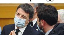 Renzi: serve governo di coalizione, senza Iv non ci sono i numeri
