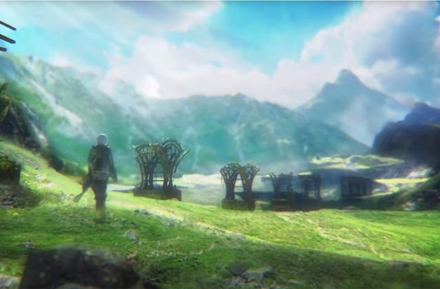 Classic action RPG 'NieR Replicant' is coming to PC and modern consoles