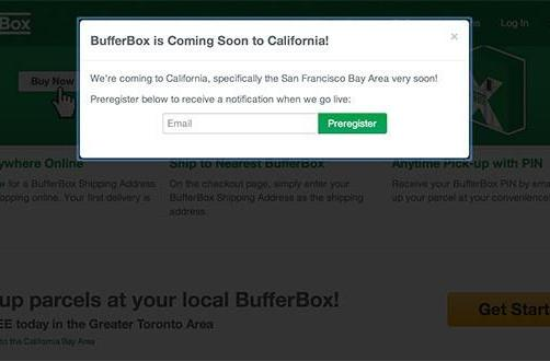 Google's BufferBox delivery lockers to arrive in San Francisco 'very soon'