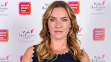 Kate Winslet: Having people admire my work feels like a responsibility