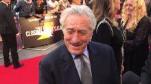 Robert De Niro, Harvey Keitel and the stars of The Irishman speak out on Netflix's involvement