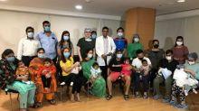 Ten children undergo successful liver transplant at Delhi hospital during COVID-19 pandemic