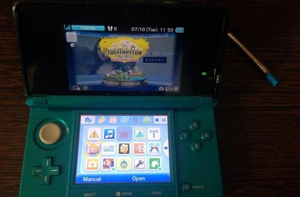 Give your 3DS a Mario paint job with new themes, out now