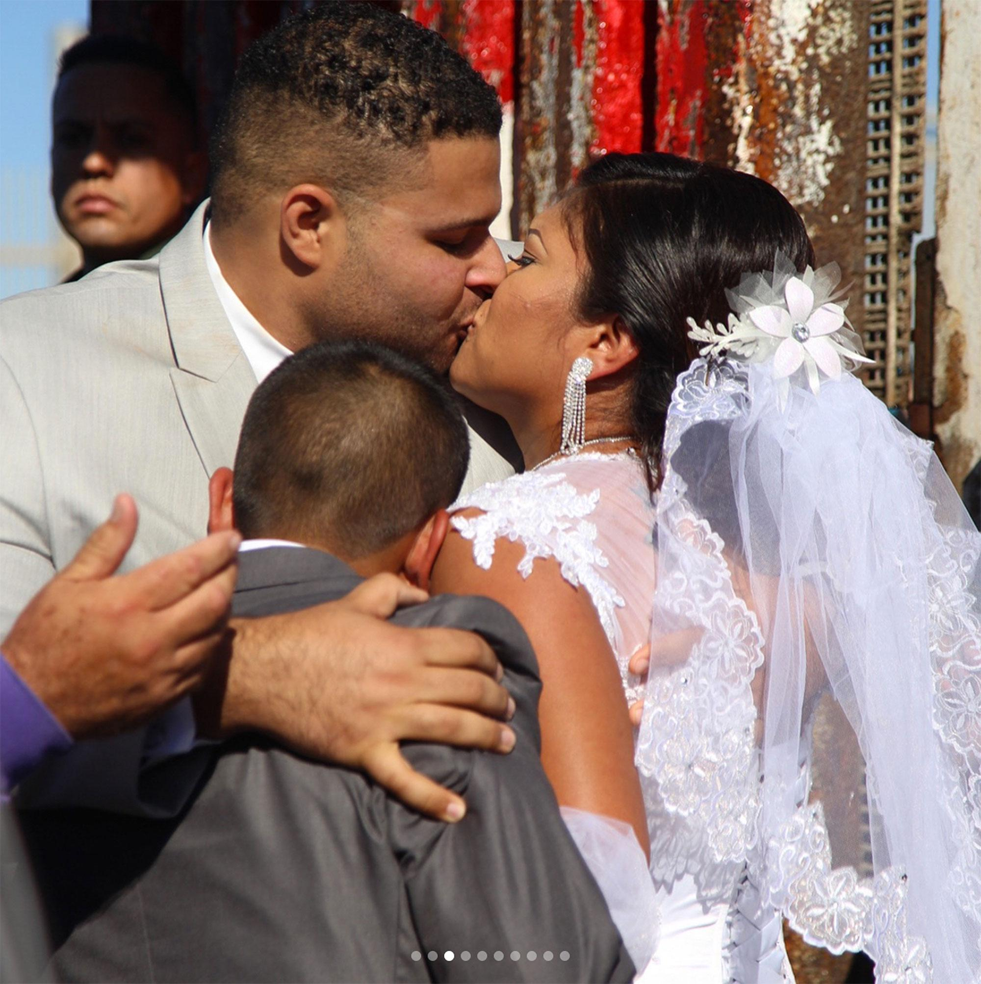U.S. Man Marries Mexican Wife in Cross-Border Ceremony as ...