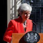 Theresa May's resignation speech in full
