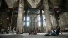 No dancing, just listening: Berlin club Berghain reopens doors