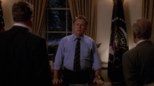 'The West Wing' creator Aaron Sorkin talks Bartlet invoking the 25th Amendment — and why Trump should do the same